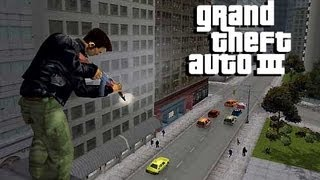 Grand Theft Auto 3 - All Trailers (Get Ready for GTA V!)