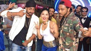 Mar Gaye Video Song Beiimaan Love - Sunny Leone Dance With Raftaar And Manj