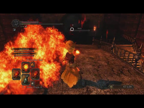 Dark Souls 2 - The Forbidden Solar System