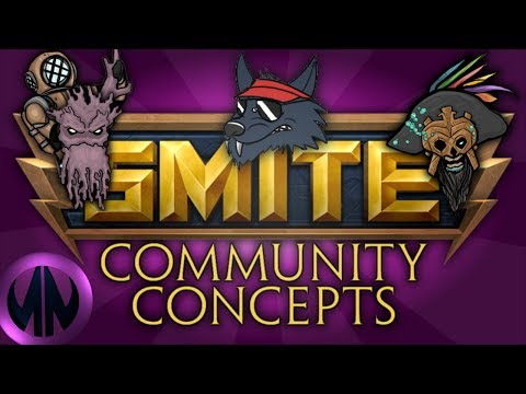 YOUR Skin Concepts: SMITE Community Concepts - Episode 25 [NomNetwork]