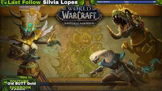Patch 8.2 Battle for Azeroth vorbereitung // World of Warcraft Horde Eredar //