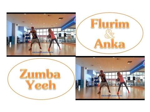 Zumba - zumbayeeh Remix - Choreo By Flurim & Anka video