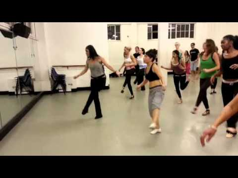 Samba & latin Jazz with Monika Molnar @ pineapple dance studios