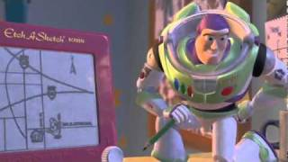 Pixar: Toy Story 2 - movie clip - Rescue Woody! (Blu-Ray promo)