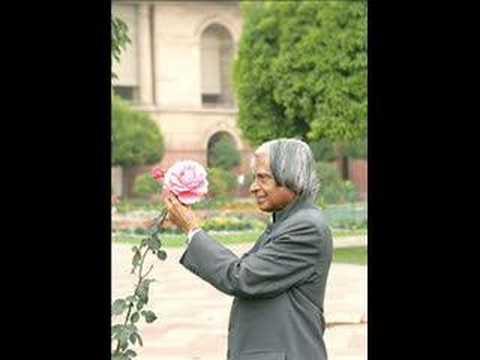 Nation salutes Indian President Dr Abdul Kalam