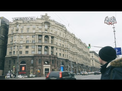 "Walking by Tverskaya Street, Moscow. ""Real Russia"" ep.124"
