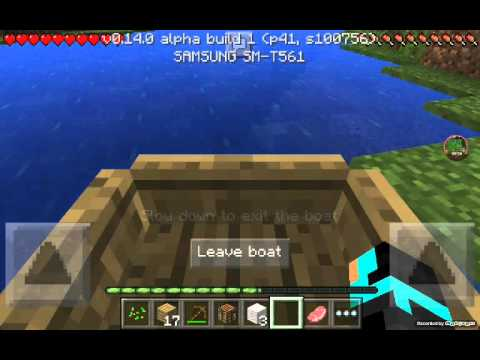 Let's play Minecraft 14.0 episode 1-Entering The World(Tagalog Version)