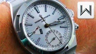 2018 Vacheron Constantin Overseas Dual Time (7900V/110A-B333) Luxury Watch Review