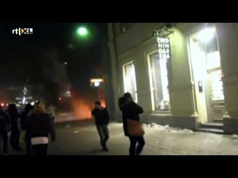 Terror Attack In Stockholm