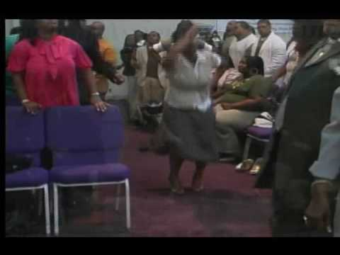 Bishop Trotter's Birthday Celebration Praise Break