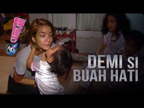 Perjuangan Sheila Marcia Bahagiakan Anak di Tengah Kondisi Sakit - Cumicam 22 Mei 2017