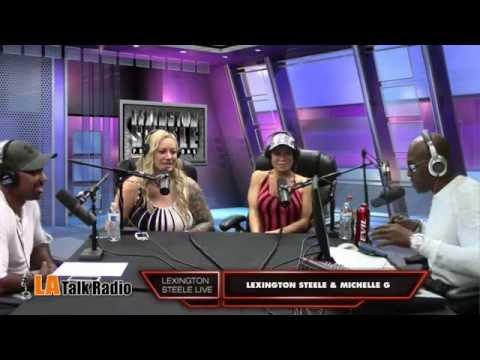 La Talk Radio: Lexington Steele Live 10-6-14 video