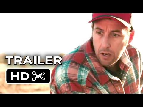 Blended Official Trailer #2 (2014) - Adam Sandler. Drew Barrymore Comedy HD