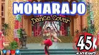 Maharajo eki saje | ek je chilo raja | RABINDRIK DANCE COVER | Rabindra Sangeet | sahana bajpaie |