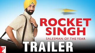 Rocket Singh: Salesman of the Year (2009) - Official Trailer