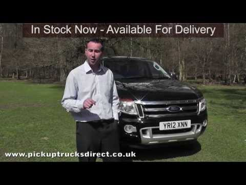 Ford Ranger Limited Review (All New Ford Ranger)