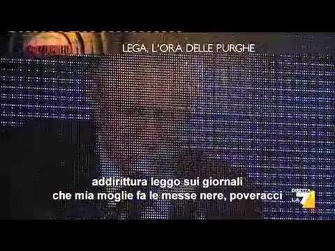 Piazzapulita – SPAZZATI VIA – LEGA: L'ORA DELLE PURGHE. LA COPERTINA DI PIAZZA PULITA 12/04/2012