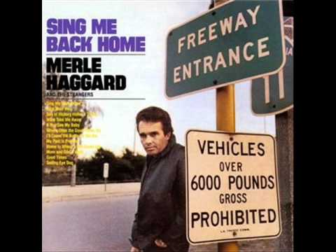 Merle Haggard - Home Is Where a Kid Grows Up