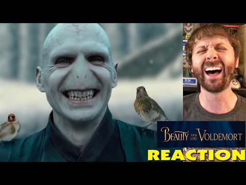 BEAUTY AND LORD VOLDEMORT REACTION