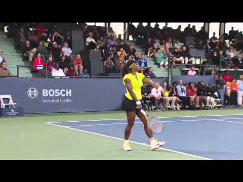 2012 Emirates Airline US Open Series: Bank Of The West Classic