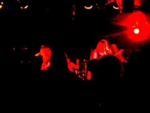 Premonition 13 live at the Elbo Room, SF