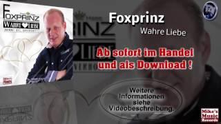 Foxprinz - Wahre Liebe kommt oft, unverhofft (Original Version)
