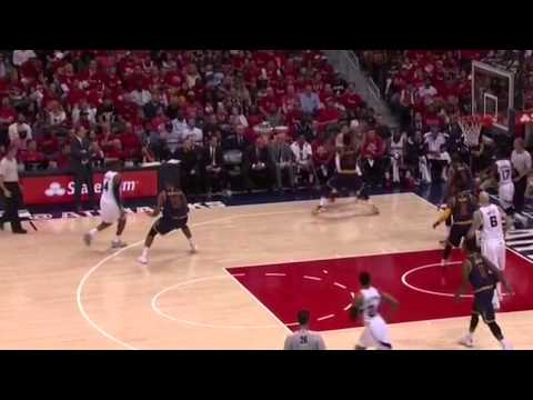 Why Kyle Korver Can't Get Shots: Cavaliers At Hawks Game 1