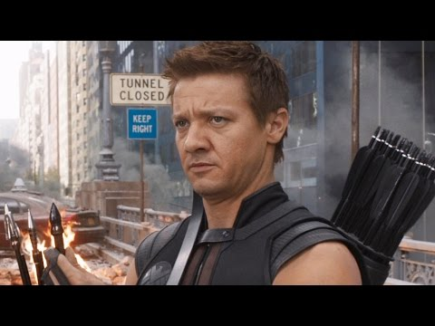 Jeremy Renner Talks Possible Hawkeye Solo Film