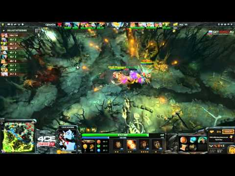 Na'Vi vs. QPAD Red Pandas @ Curse D2I