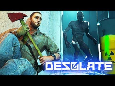 В ЭТОТ БУНКЕР С АРХИВАМИ ЛУЧШЕ НЕ ЛЕЗТЬ ОДНОМУ! - Desolate #5