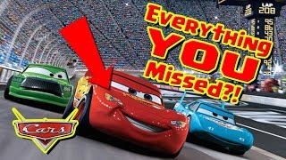 All Of Cars Easter Eggs From Pixar?!