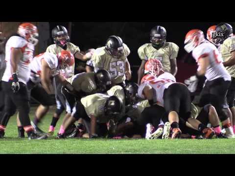 Hesperia vs Apple Valley High School Football