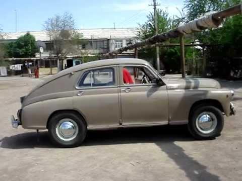 ГАЗ М-20 Победа, капитальный ремонт