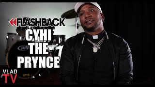 CyHi on Feds Watching BMF, Leaving Club When They Walked in (Flashback)