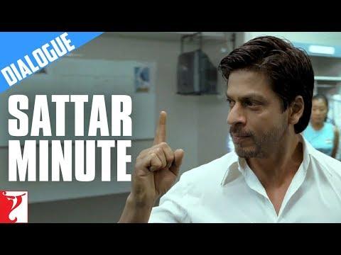 Sattar Minute - Dialogue - Chak De India
