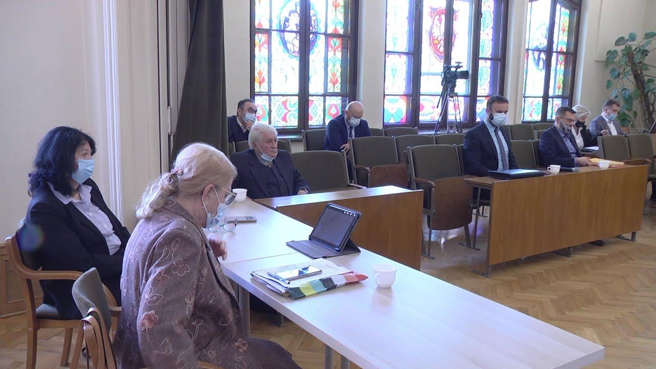 XLI sesja Rady Miejskiej, część III