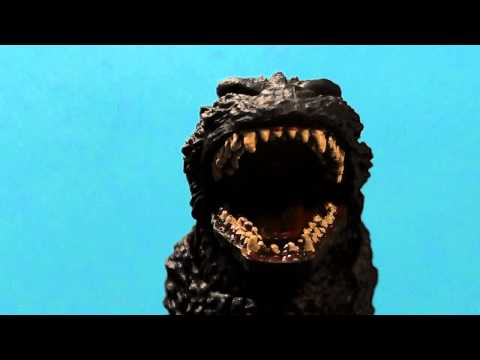 Godzilla Custom Roar Test