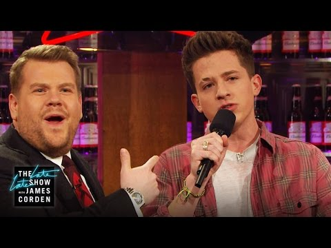 Beatboxing & Eyebrow Tributes w/ Charlie Puth