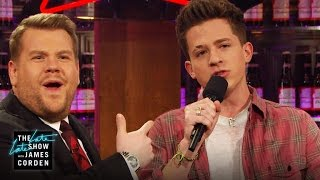 Download Lagu Beatboxing & Eyebrow Tributes w/ Charlie Puth Gratis STAFABAND