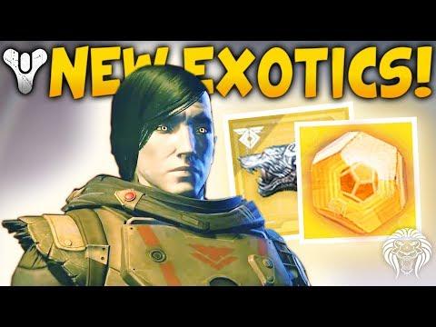 Destiny 2: MYSTERY OBJECT & NEW FALLEN ZOMBIES! Ahamkara Exotic, PS Exclusive Loot & Bungie Update thumbnail