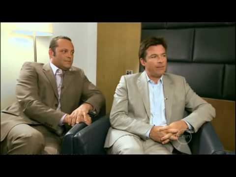 Couple's Retreat interview with Vince Vaughn & Jason Bateman on ROVE (Australia)