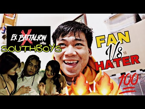 EXB SOUTHBOYS (REACTION) FAN VS HATER