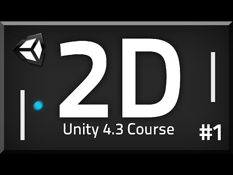 1. How to make a 2D Game - Unity 4.3 Tutorial