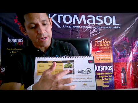 plan de compensacion kromasol en rotafolio