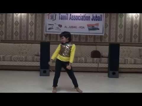 Divya Dance Vada Vada Paiya May 2014