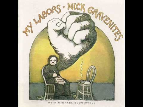 Mike Bloomfield&Nick Gravenites - Holy Moly