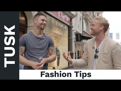 Interview with Sam On Basic Fashion Tips For Guys