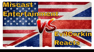 British Words VS American Words - Ft Miscast Entertainment