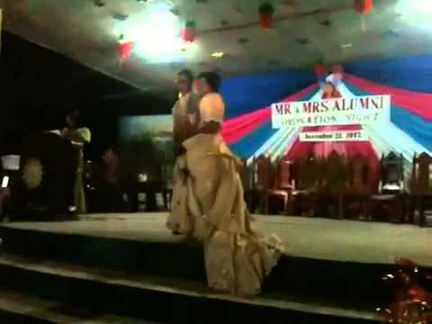 Mr & Mrs Alumni