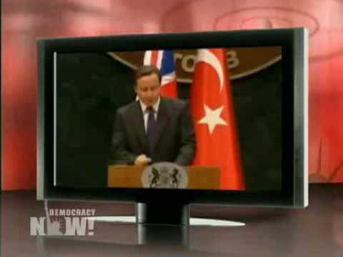 DN! Britains Cameron Denonces Gaza Prison Camp